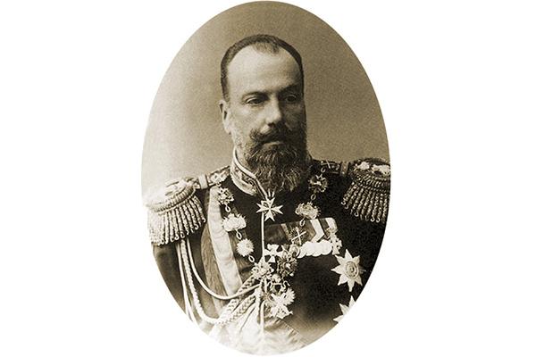 Алексей Александрович Романов - Хронос