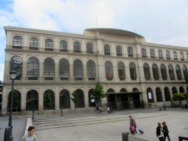 Real conservatorio superior de m sica de madrid saint for Conservatorio de musica