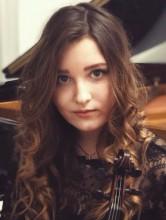 Elizaveta Leonova, violin