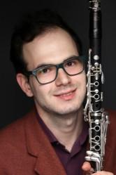 Alexey Vovchenko (clarinet)