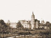 dvorec s pisareva staroe foto