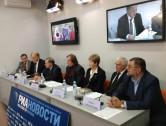 Press conference Kiev 04 11 2013