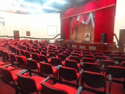 Russian Embassy in Laos, concert hall