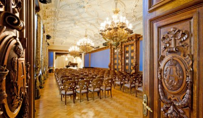 English Hall of St. Petersburg Music House