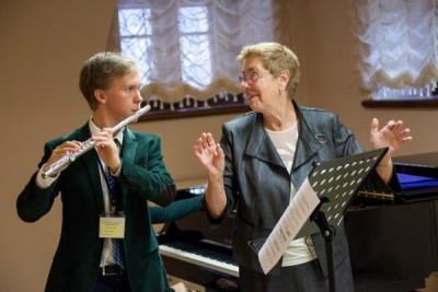 master class Olga Chernyadyeva Rtal