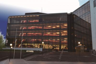 Yokogama Kanagawa Kenmin Hall
