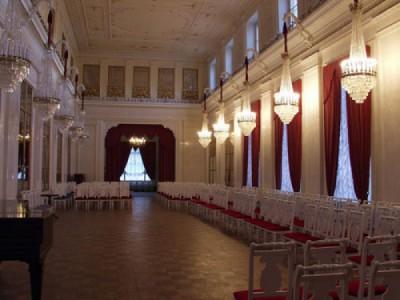 Концертный зал Графов Шереметьевых