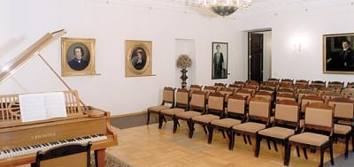 Музей-квартира семьи актеров Самойловых