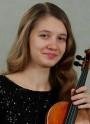 Sofia Ermasova, violin