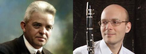Petrov clarinet masterclass online Nielsen concerto