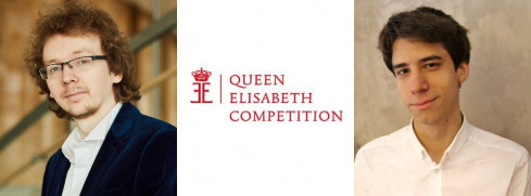 Sergey Redkin - laureate of the II Prize on the Queen Elisabeth Competition